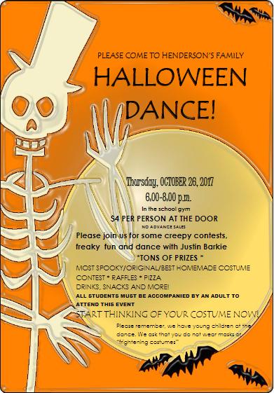 halloween dance snip